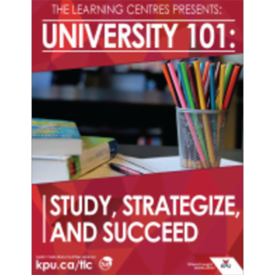 University 101: Study, Strategize, and Succeed icon
