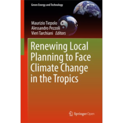 Renewing Local Planning to Face Climate Change in the Tropics | SpringerLink icon