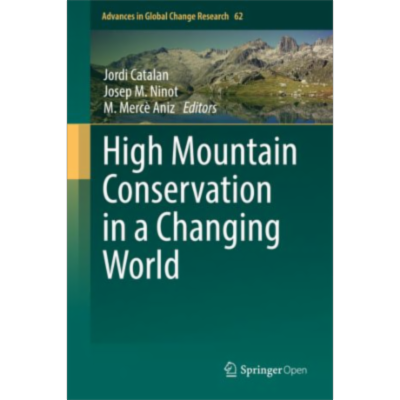 High Mountain Conservation in a Changing World  | SpringerLink icon