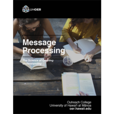 Message Processing: The Science of Creating Understanding icon