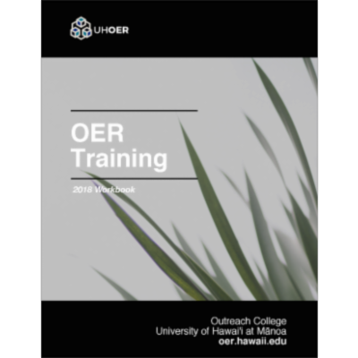 UH OER Training icon