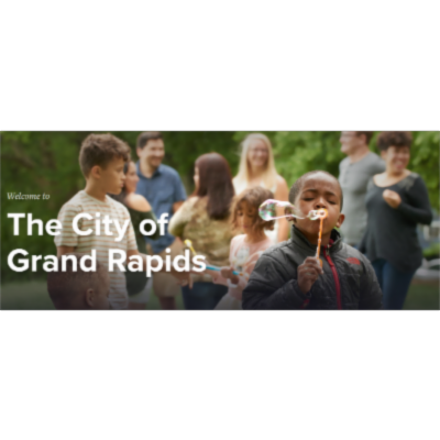 City of Grand Rapids' Sustainable Development Plan icon