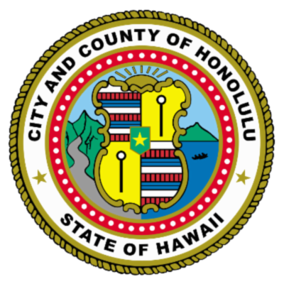 Honolulu Office of Climate Change, Sustainability and Resiliency icon