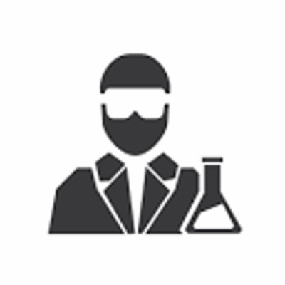 Chemical laboratory safety aspects and impacts icon