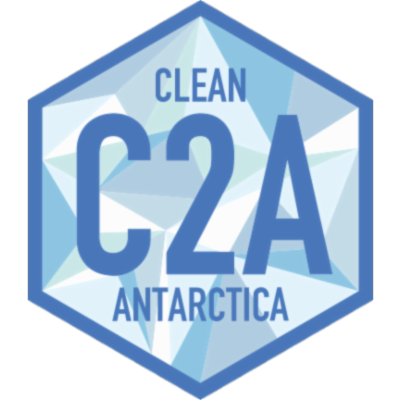 Homepage | Clean2Antarctica icon