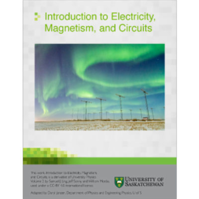 Introduction to Electricity, Magnetism, and Circuits icon