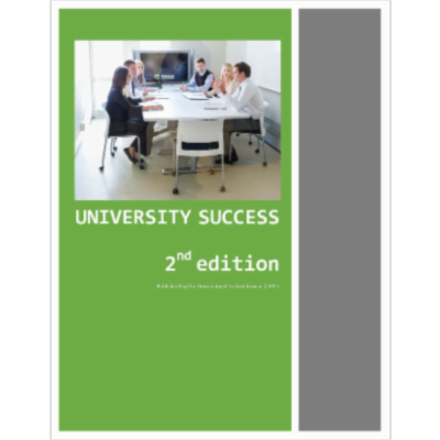 University Success (2nd Edition) – Open Textbook