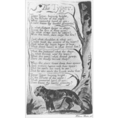 Songs of Innocence and Songs of Experience, by William Blake icon