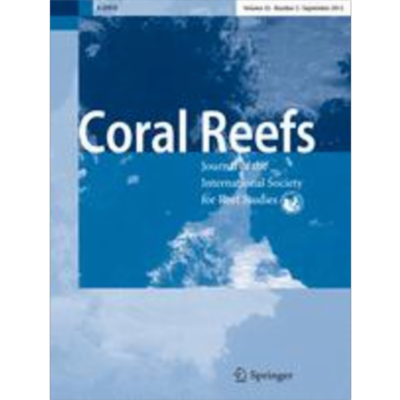 Competition between corals and algae on coral reefs: a review of evidence and mechanisms icon