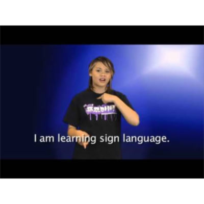 How to become fluent in American Sign Language?