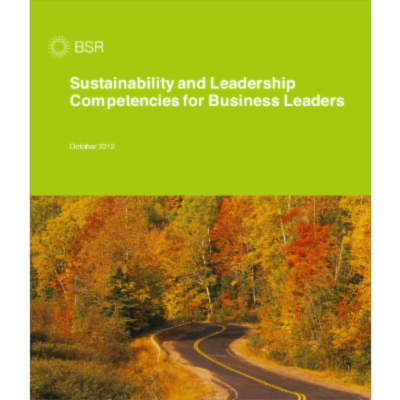 Sustainability and Leadership Competencies for Business Leaders icon