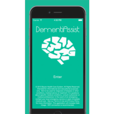 ‎DementiAssist icon