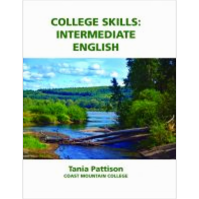 College Skills: Intermediate English