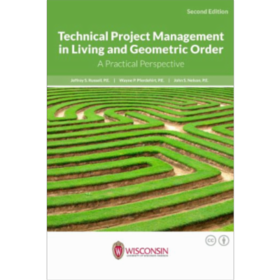 Technical Project Management in Living and Geometric Order: A Practical Perspective icon