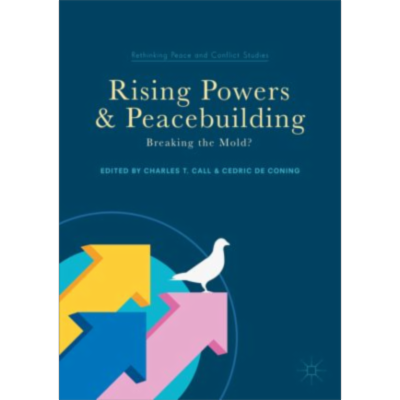 Rising Powers and Peacebuilding | SpringerLink icon