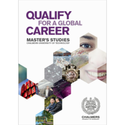 Qualify for a Global Career Master's studies