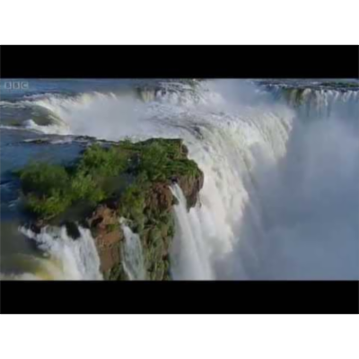 Iguazú Falls - BBC Nature. This is Planet Earth icon
