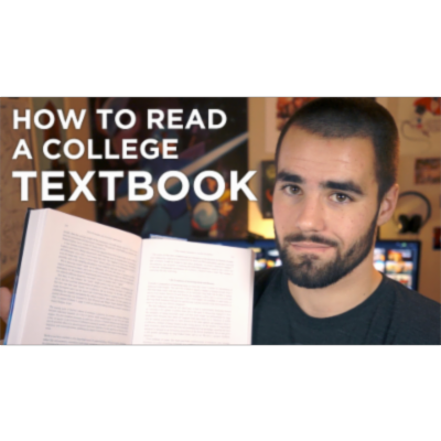 How to Read Your Textbooks More Efficiently - College Info Geek icon
