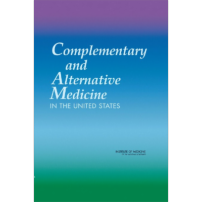 Complementary and Alternative Medicine in the United States icon