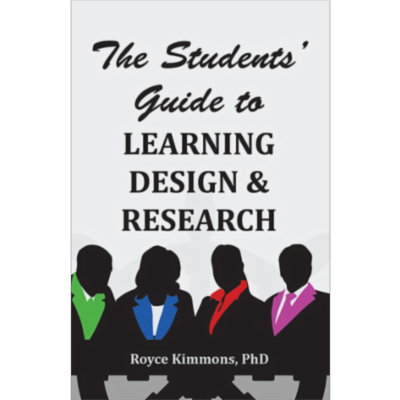 The Students' Guide to Learning Design and Research icon