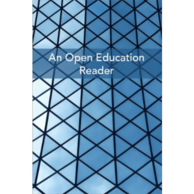 An Open Education Reader icon