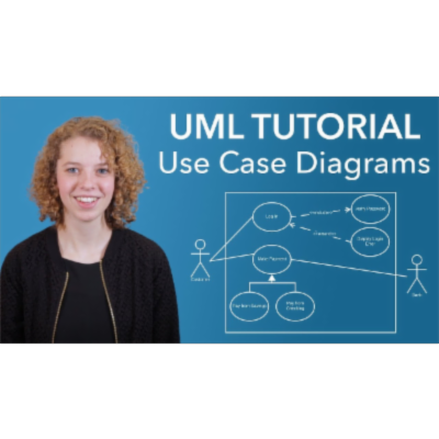 UML Use Case Diagram Tutorial icon