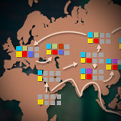 Using DNA to Trace Human Migration | HHMI BioInteractive icon