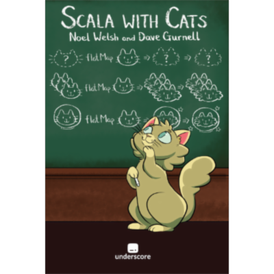 Scala with Cats - Underscore icon