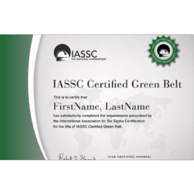 A Guide To The Six Sigma Green Belt icon