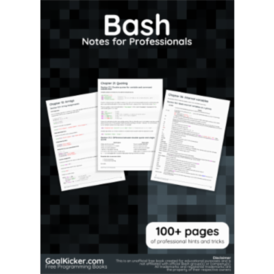 Free Bash Book icon
