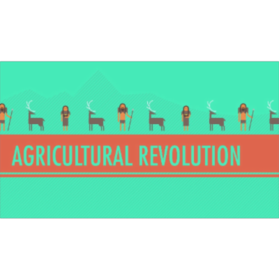 The Agricultural Revolution: Crash Course World History #1 icon