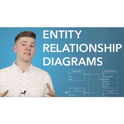 Entity Relationship Diagram (ERD) Tutorial (Part 1) icon