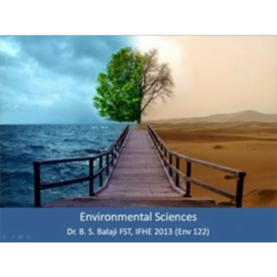 Environmental Sciences icon