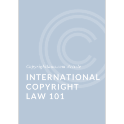 Introduction to International Copyright Law icon