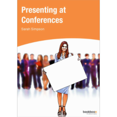Presenting at Conferences icon
