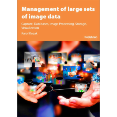 Management of large sets of image data - Capture, Databases, Image Processing, Storage, Visualization icon