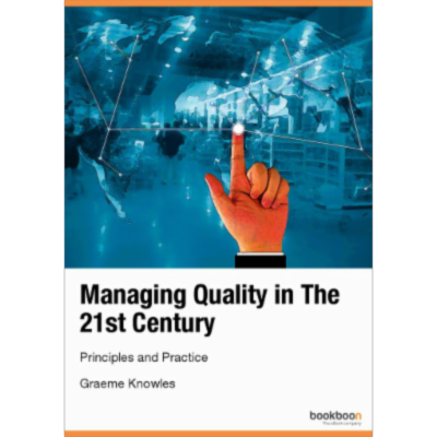 Managing Quality in The 21st Century Principles and Practice icon