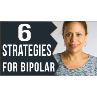How to manage bipolar disorder - 6 Strategies icon
