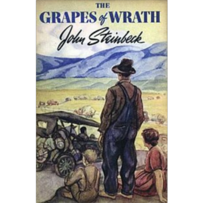 John Steinbeck The Grapes of Wrath icon