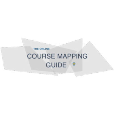 Review: The Online Course Map Guide