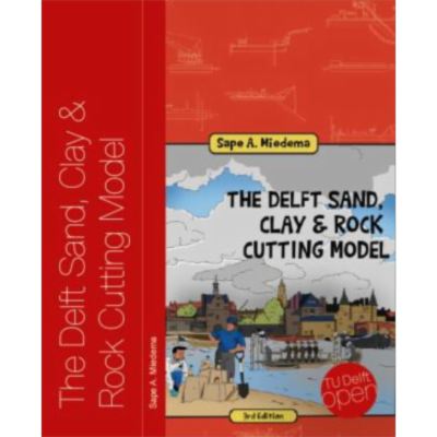 The Delft Sand, Clay & Rock Cutting Model							| TU Delft Open Textbooks icon