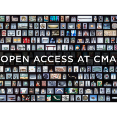 Cleveland Museum of Art Open Access icon