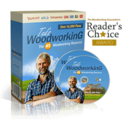 Teds Woodworking Review icon