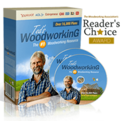 Teds Woodworking Plans Review icon