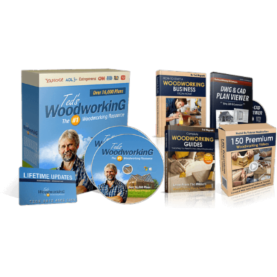Teds Woodworking Review – Does It Really WORK Or SCAM? icon