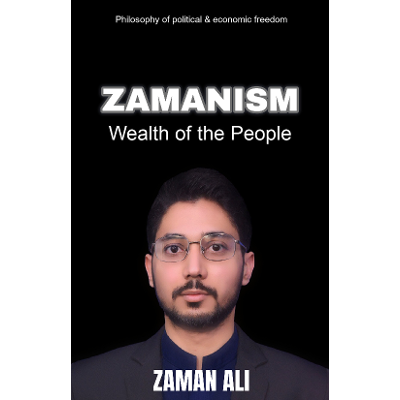 ZAMANISM Wealth of the People icon