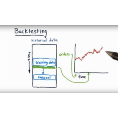 Machine Learning for Trading | Udacity icon