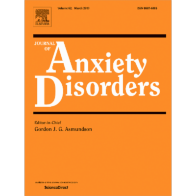 Long-term effectiveness of cognitive behavioral therapy for youth with anxiety disorders icon