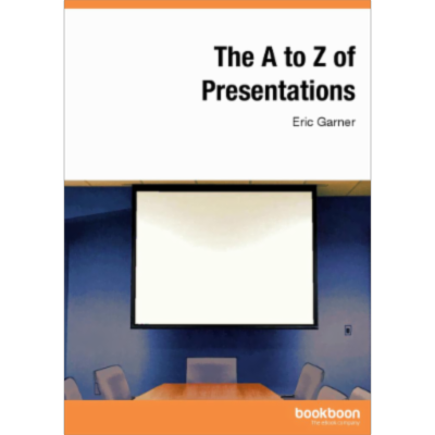 The A to Z of Presentations icon