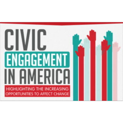 Civic Engagement in America: Highlighting the Increasing Opportunities to Affect Change icon